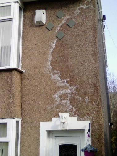 Cavity Wall Insulation Problems